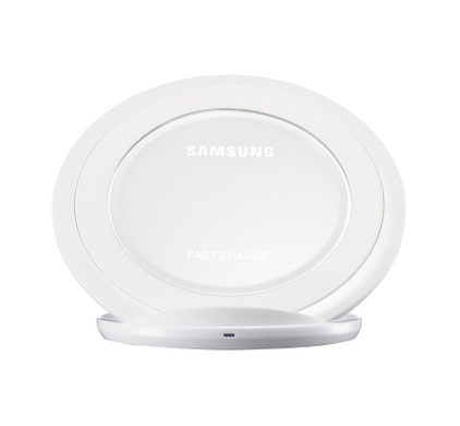 Samsung AFC Wireless Charger Stand White Main Image