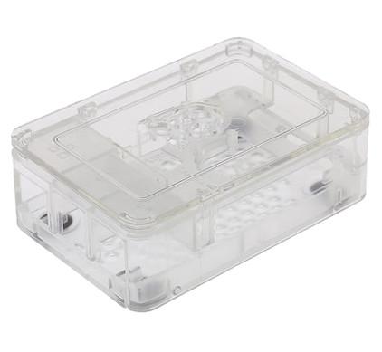 Raspberry Pi Case 3 B 2 B Doorzichtig
