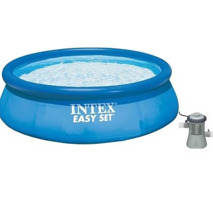 Intex Easy Set 305 x 76 cm met Filterpomp