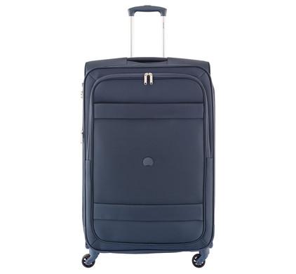 Delsey Indiscrete Expandable Trolley Case 78 cm Blue