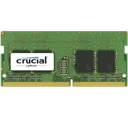 Crucial 4GB DDR4 SODIMM 2133 MHz (1x4GB)