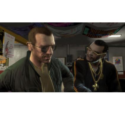 Grand Theft Auto IV Platinum PS3
