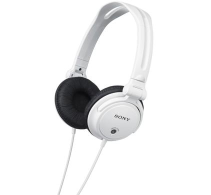 Sony MDR-V150 Wit