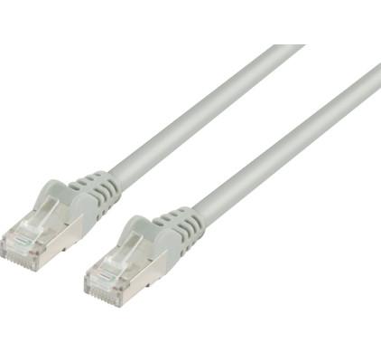 Valueline Netwerkkabel FTP CAT6 5 meter Grijs