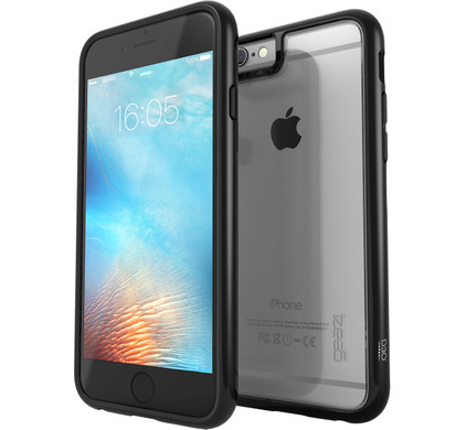 Gear4 D3O IceBox Edge Case Apple iPhone 6/6s Zwart