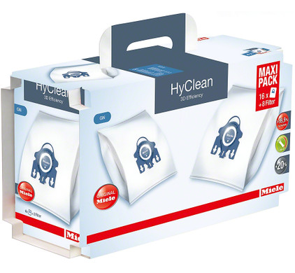 Miele Maxipack HyClean Efficiency 3D GN