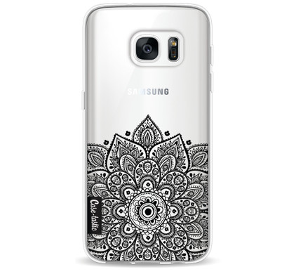 Casetastic Softcover Samsung Galaxy S7 Floral Mandala