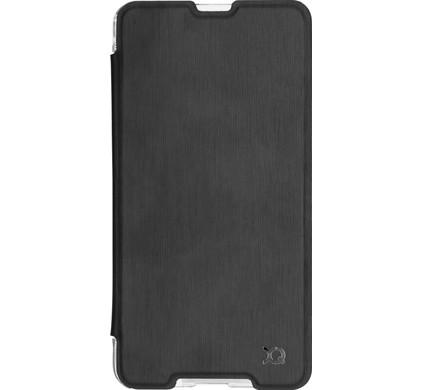 Xqisit Adour Flap Cover Microsoft Lumia 650 Zwart