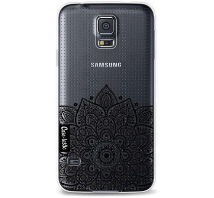 Casetastic Softcover Samsung Galaxy S5 Floral Mandala
