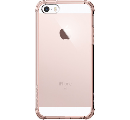 Spigen Crystal Shell Apple iPhone 5/5S/5SE Roze