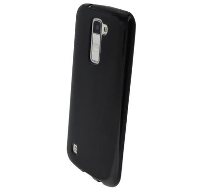 Mobiparts Essential TPU Case LG K10 Zwart