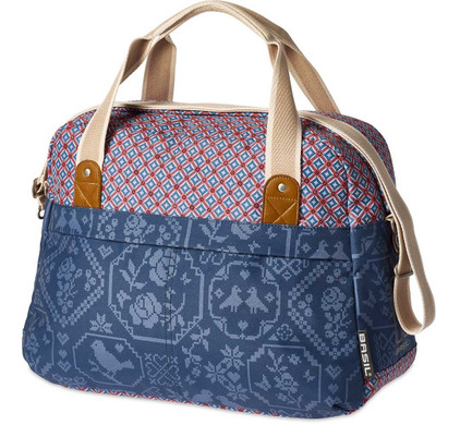Basil Boheme Carry All 18L Indigo