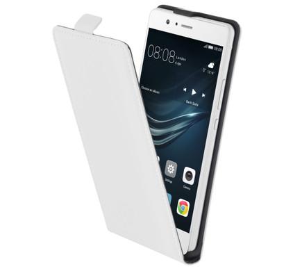 Mobiparts Premium Flip Case Huawei P9 Lite Wit