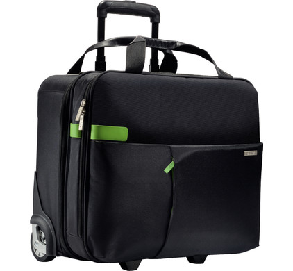 Leitz Complete Smart Carry-On Trolley Zwart