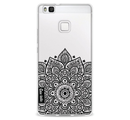 Casetastic Softcover Huawei P9 Lite Floral Mandala