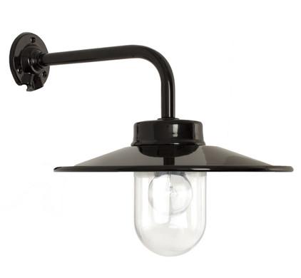KS Verlichting Vita Wandlamp Zwart - Coolblue - alles voor een glimlach