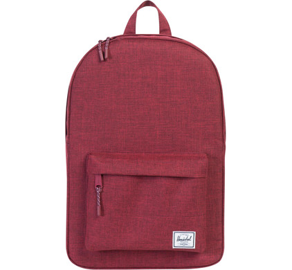Herschel Classic Mid-Volume Winetasting Crosshatch