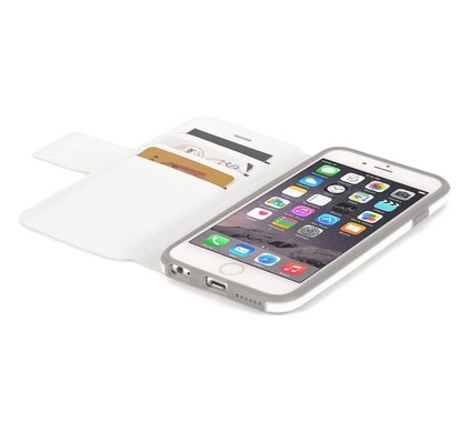 Griffin Identity Wallet Apple iPhone 6/6s Wit
