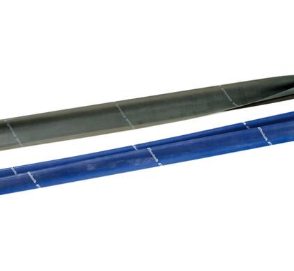 Thera-Band Set 1,5m Blauw/Zwart