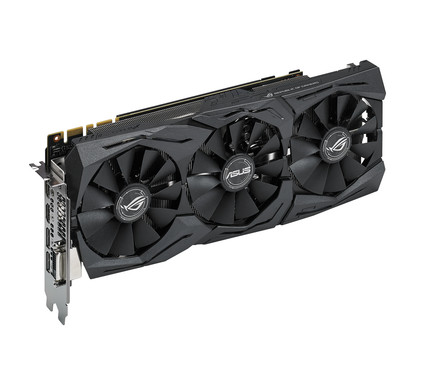 Asus GeForce Strix GTX 1070 O8G Gaming