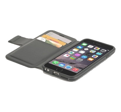 Griffin Identity Wallet Apple iPhone 6/6s Zwart