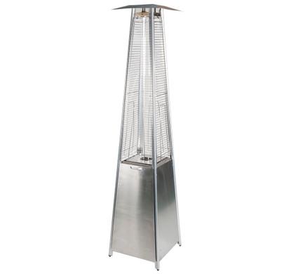 Arpe Sears Flameheater RVS 190 cm