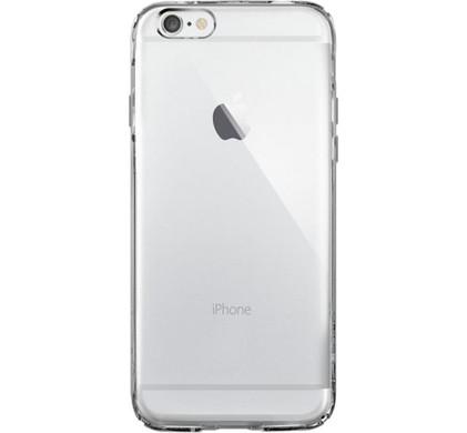 Spigen Capsule Solid Apple iPhone 6/6s Transparant
