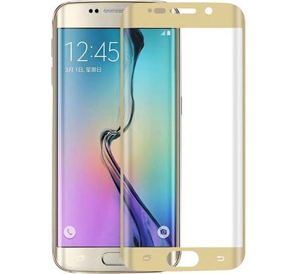 InvisibleShield Screenprotector Samsung Galaxy S6 Edge Goud