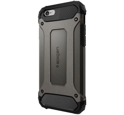 Spigen Tough Armor Tech Apple iPhone 6/6s Grijs