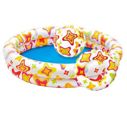 Intex Sterren Zwembad Set