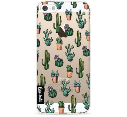 Casetastic Softcover Apple iPhone 5/5S/SE Cactus