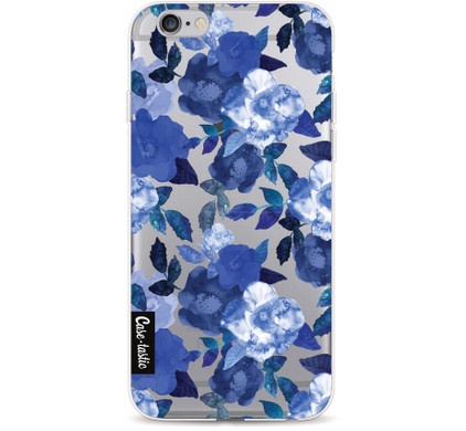 Casetastic Softcover Apple iPhone 6/6s Royal Flowers