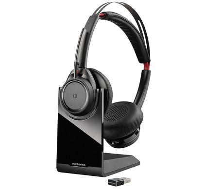 Plantronics Voyager Focus B825 Bluetooth Met Basisstation