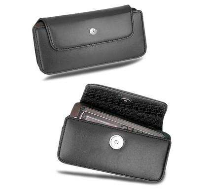 Noreve Tradition Leather Case Nokia E90 + Screenprotector