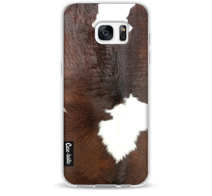 Casetastic Softcover Samsung Galaxy S7 Edge Roan Cow