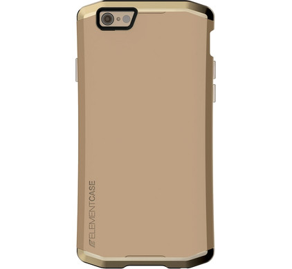 Element Case Solace II Apple iPhone 6/6s Goud