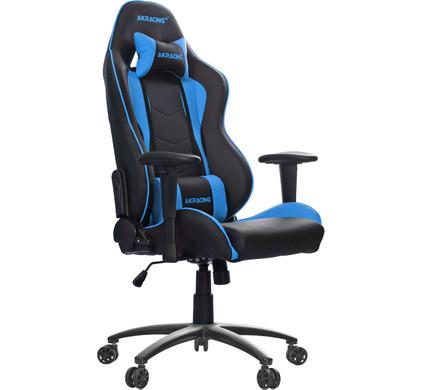 AK Racing Nitro Gaming Chair Blauw