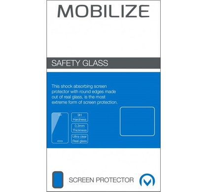 Mobilize Screenprotector Sony Xperia X Glass