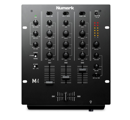 Numark M4 Zwart
