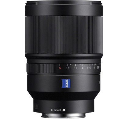 Sony FE 35mm f/1.4 ZA Distagon T* Main Image