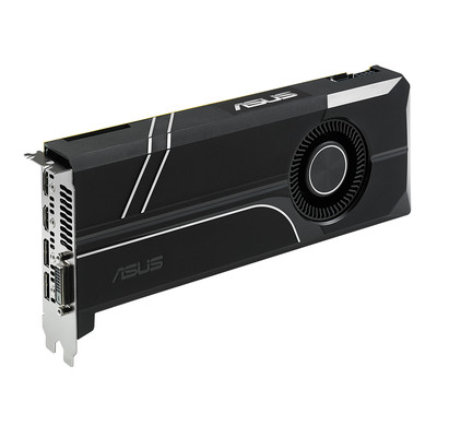 Asus GeForce Turbo GTX 1060 6G