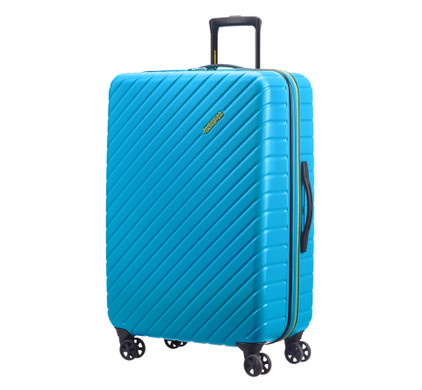American Tourister Up To The Sky Spinner 77cm Sky Blue