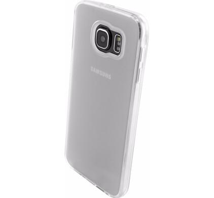 Mobiparts Essential TPU Case Samsung Galaxy S6 Transparant