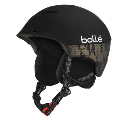 Bollé Synergy Soft Black (58 - 61 cm)