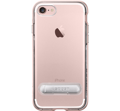 Spigen Crystal Hybrid Apple iPhone 7 Plus/8 Plus Roze