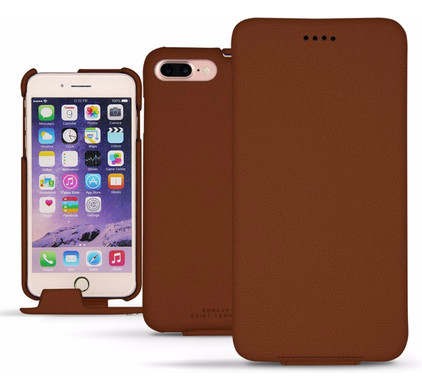 Noreve Tradition Leather Case Apple iPhone 7 Plus/8 Plus Bruin