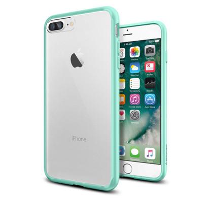 Spigen Ultra Hybrid Apple iPhone 7 Plus/8 Plus Groen