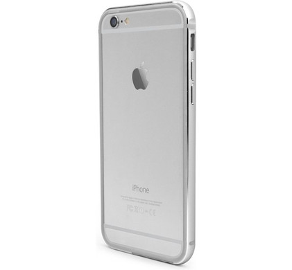 X-Doria Bumper Apple iPhone 7/8 Zilver