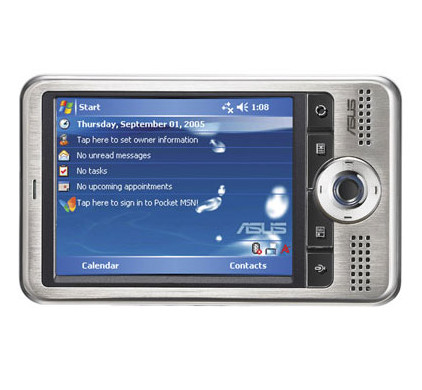 Asus MyPal A696 Navigation Pack Europa
