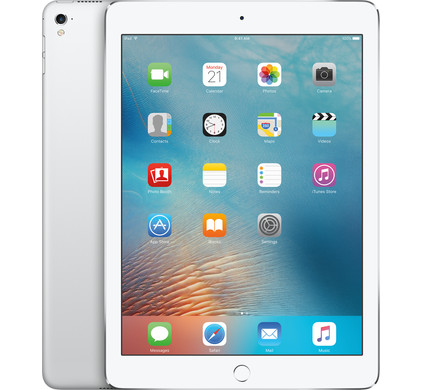 Apple iPad Pro 9,7 inch 128 GB Wifi + 4G Silver
